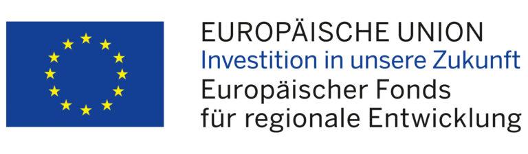 EU Flag EFRE
